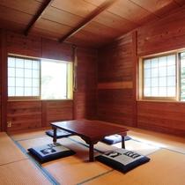 のんびりお寛ぎいただける和室のお部屋です。