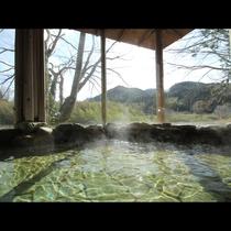 ■【ラジウム温泉・男風呂】