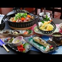 ■【お食事一例】