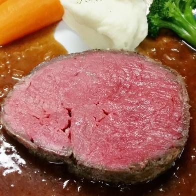 こんな分厚いローストビーフ食べたことない!【4歳未満(ディナー時)無料プレート付】スタンダードプラン