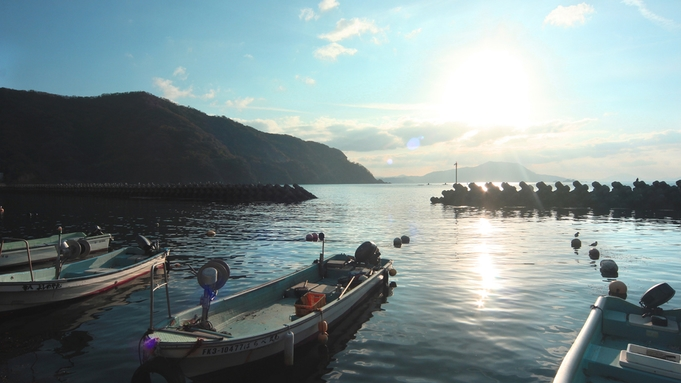 【釣り竿貸出し無料】ファミリー・釣り人必見☆彡『岸壁釣り体験』×はちべの姿盛りコースプラン♪