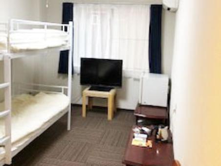 バンクツイン(2段ベッド)ルーム