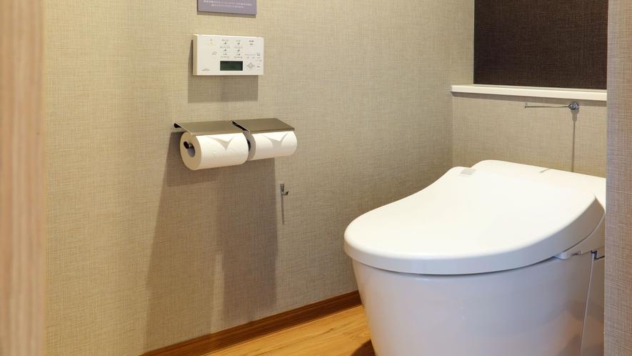 ツインルーム&ラージツインルーム(お手洗い)