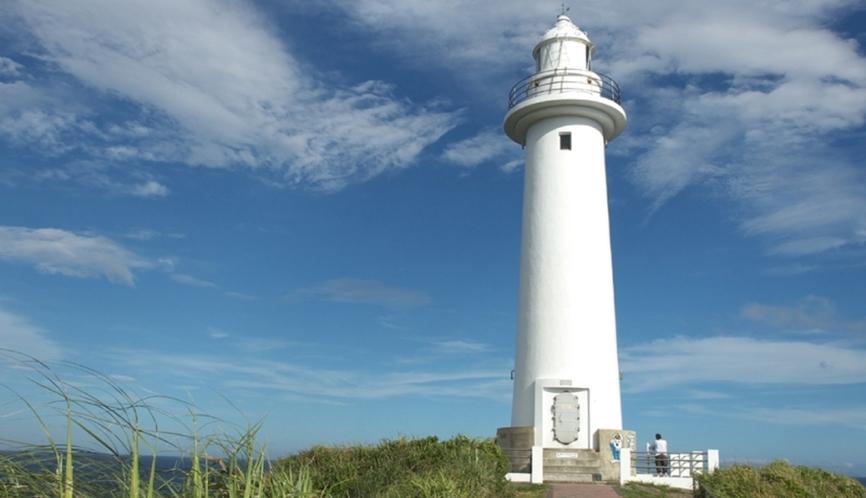 下田 爪木崎の灯台