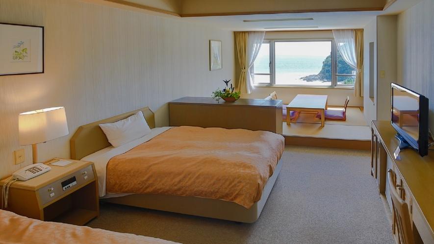 本館海側和洋室(一例)