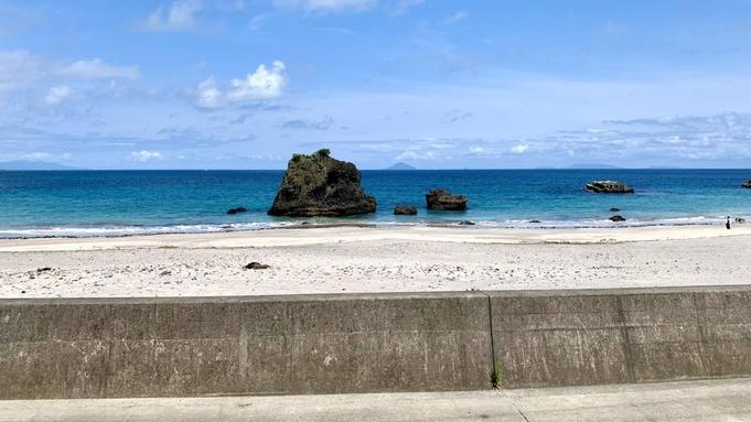 【秋冬旅セール】2食付プラン〜浜辺の民宿〜海まで5秒!龍宮窟まで徒歩5分!