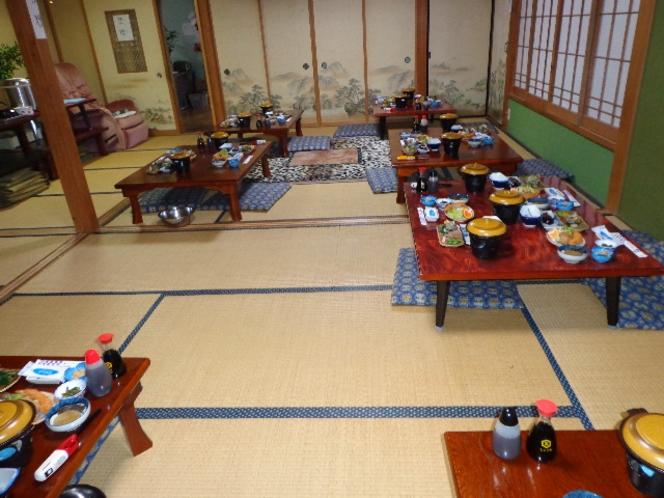 食事の広間
