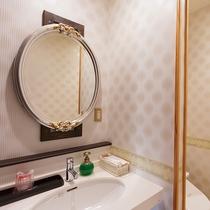 ●スタンダードツイン(203号) 洗面所