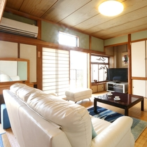 【お部屋】16畳和洋室