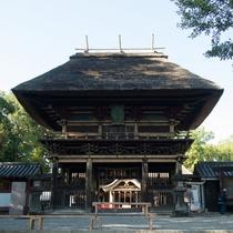 【観光】青井阿蘇神社