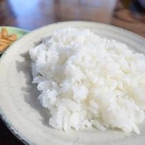 【周辺】姉妹店「華の番台」でも献上米にもなった菊鹿米(きっかまい)を使用しております/例