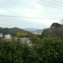 *お部屋からの眺め/和室10畳
