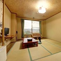 *お部屋一例/お子様連れにおススメ_和室10畳