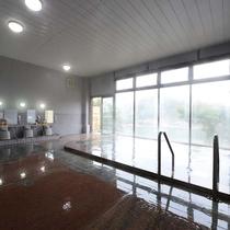 *大浴場/天草五橋と海を眺める内湯