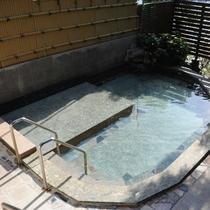 *露天風呂 /松島温泉を堪能!