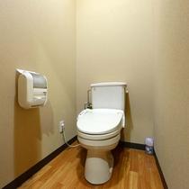 *お部屋/トイレは温水洗浄機能付き