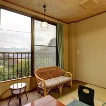 *お部屋一例/海を眺めてのんびり… 和室10畳