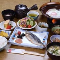 *ご朝食一例/朝のカラダに嬉しい和朝食