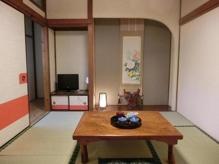 1階和室【萩】和室★バス・トイレ付