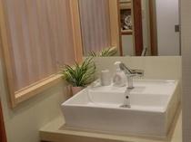 【萩の間】 洗面台