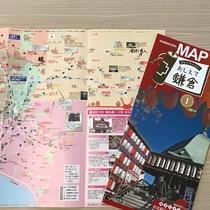 鎌倉のパンフレット ご希望のお客様にお送りしています。