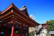 鎌倉 「鶴岡八幡宮」