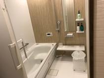 2階のお部屋 【梅月】専用のお風呂です。