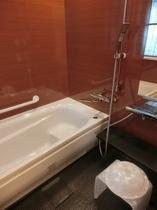 【竹の間】 部屋付のお風呂。