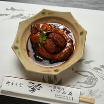 *鯉の旨煮/夕食でクセがナイト評判の一品です。タレは濃い目でご飯に良く合う!