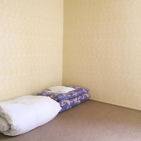 ロフト付き客室2階