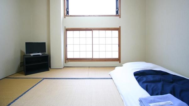 [格安和室タイプ]のんびり6畳 和室