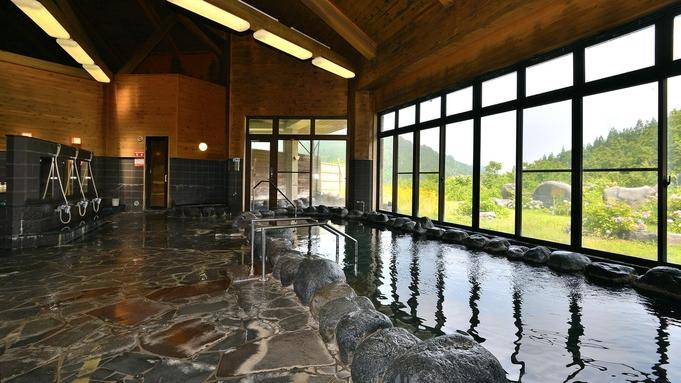 <朝食付>標高800mの天空の秘湯宿で自然を満喫〜おいしい空気と利賀の和朝食!