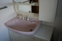 女性専用洗面台です。