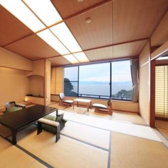 【禁煙】70〜72平米和室/オーシャンビュー
