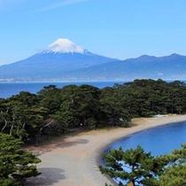 富士山/御浜海岸