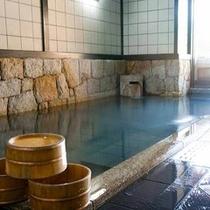疲労回復効果も 大浴場・内湯