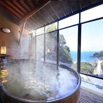 柔らかな湯ざわり 大浴場・露天風呂