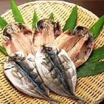 戸田の特産品【干物】