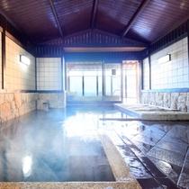 保温効果のある温泉 大浴場・内湯