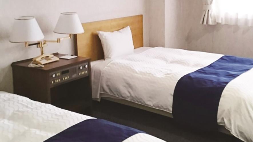 ・デラックスツイン_広々とした客室で特別な時間をお過ごしください