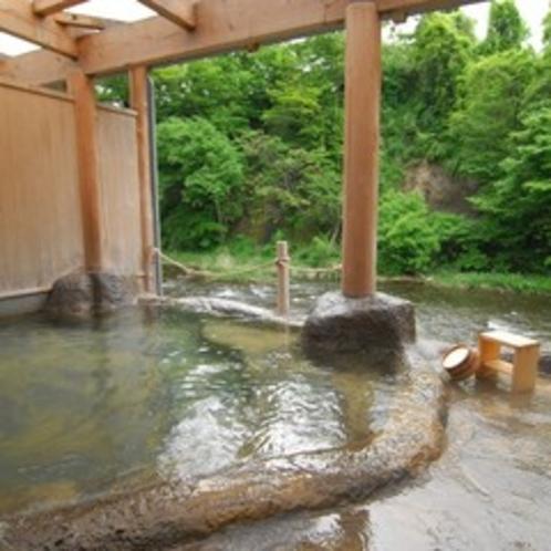 【新日本百名湯】露天風呂「桂の湯」