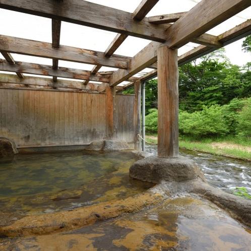露天風呂「桂の湯」