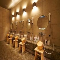 ♡【シャワー】:5台あります。メイク落としや洗顔もご用意しております☆