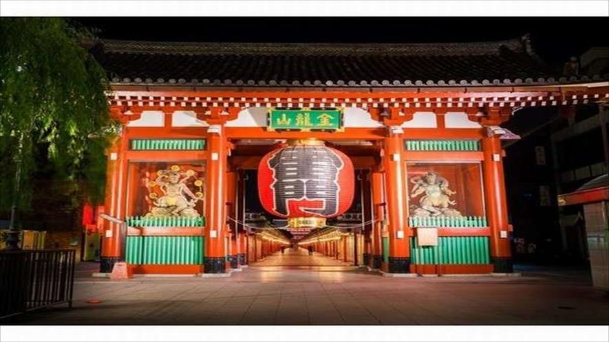浅草まで行く場合は赤坂見附駅の銀座線一本!乗り換えなしで便利です!