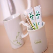 ♡【マグカップ】:お茶やスープを飲む際にご利用ください。お茶はフロントでご用意しております☺
