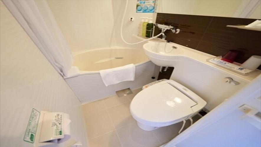 【Natural】お部屋の水道水は全て健康イオン水です♪