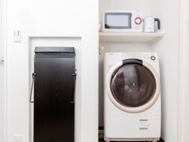 *洗濯乾燥機*ズボンプレッサー*電気ケトル*