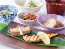充実の和洋ビュッフェ♪:和食:例①