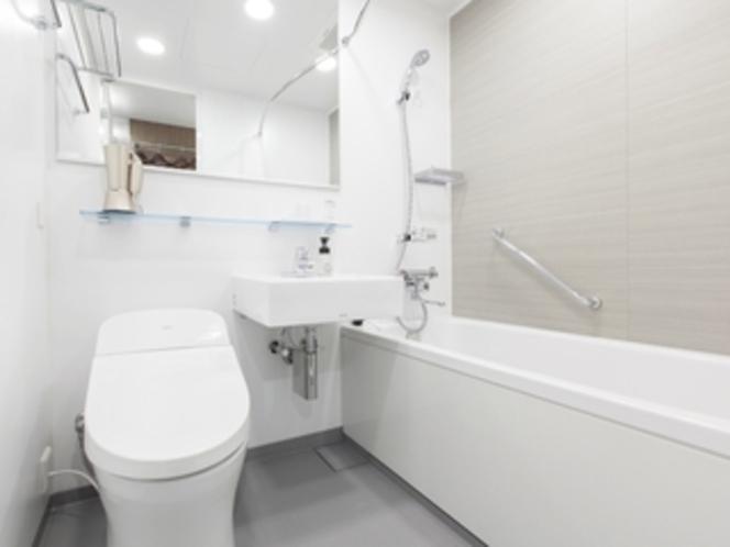 *シャワートイレ&広めの浴室*