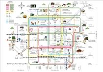 公共交通路線図